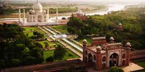 Day 01 Delhi - Agra - Delhi