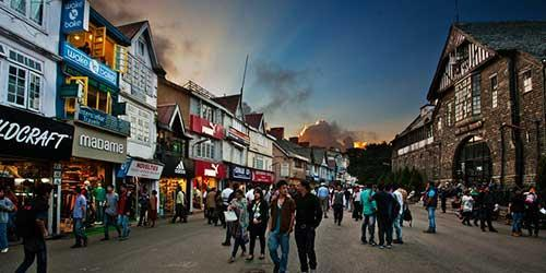 Shimla Sightseeing