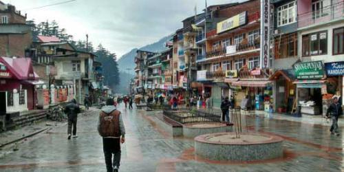 Day 3: Manali  Arrival