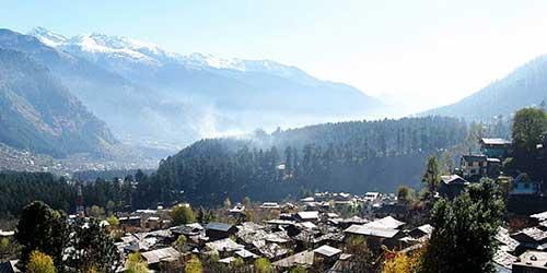 Day 02 Arrival Manali  and Sightseeing