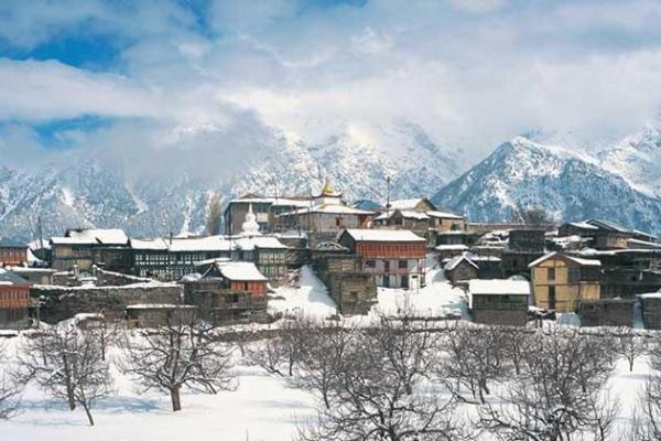 Northen Heaven Tour (Shimla, Sarahan, Sangla, Chitkul, Kalpa)