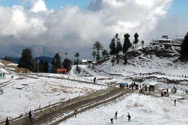 Holidays In Manali And  Dalhousie
