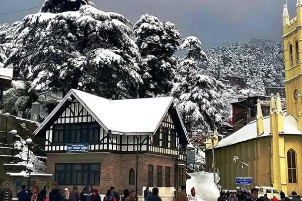 Pleasing Time In Shimla Tour Package