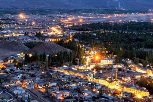 Leh (Srinagar, Kargil, Leh)