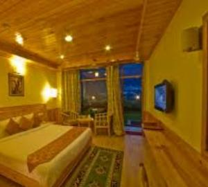 The Holiday Cottage Spa Manali