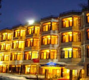Hotel Mountain Top Manali
