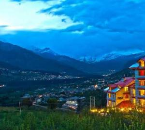 Fogg Hill Resort Manali