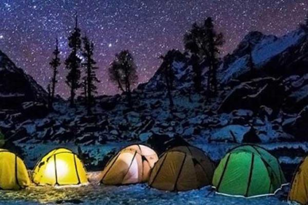 Majestic Manali And  Kasol Trip