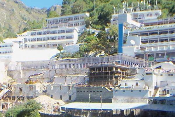 Vaishno Devi Darshan with Golden Temple