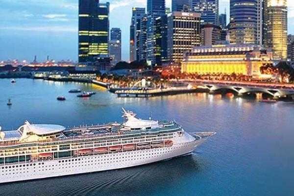 Cruise with Singapore