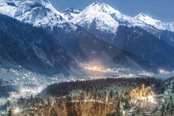 Amazing Manali Weekend EX Chandigarh