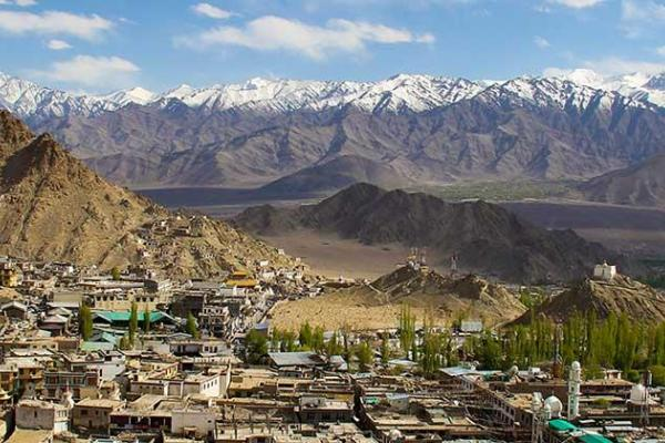 Splendid Tour to Leh Ladakh