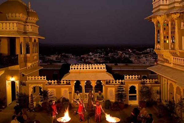 Exotic Rajasthan Tour 9 Days From Delhi