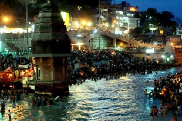 Haridwar Ganga Darshan with Beautiful Mussoorie