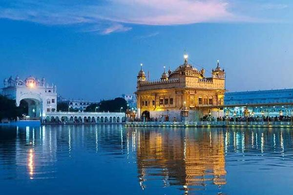 The Himachal Tour With Amritsar Ex Chd