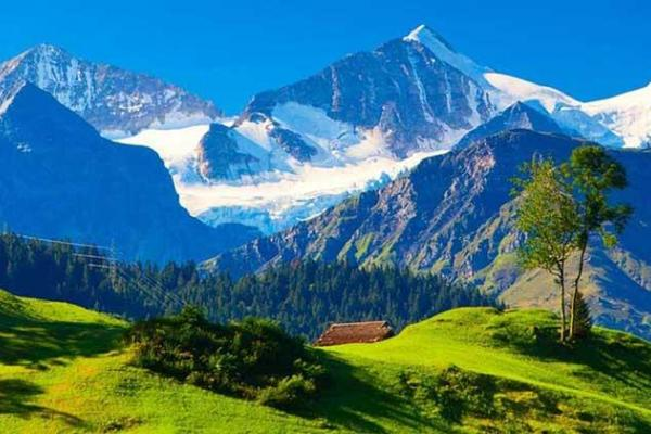 Heavenly Kashmir With Winsome Himachal Tour