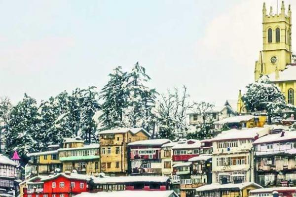 Tour to City Beautiful with Shimla Manali