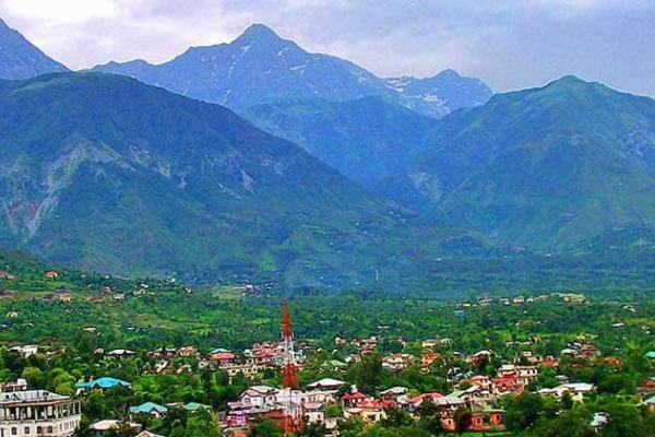 Astonishing Dharamshala And  Dalhousie Tour Ex Chandigarh