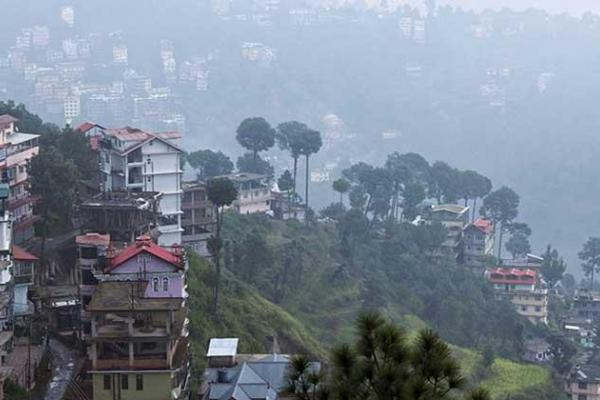 Weekend In Queen Of Hills, Shimla (Ex Chd)