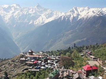 Himachal Kalpa Sangla