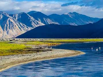 leh group tour from delhi